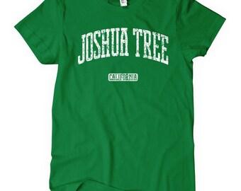 Women's Joshua Tree T-shirt - S M L XL 2x - Ladies' California Tee, Park, High Desert - 4 Colors