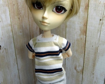 "Taeyang doll t-shirt ""stripes"""