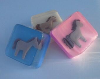 Horse Soap Favors
