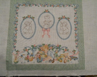Daisy Kingdom, Memory Lane Toy Treasures Picture Quilt