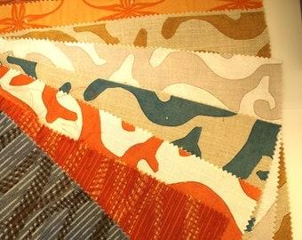 Fabric Samples - Designer Fabrics - Destash  Lot Assorted