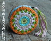Tape measure 'mandarine' by ATERGcrochet