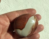 Polychrome jasper crystal,  polished rock, natural mineral, raw gemstone, new age, metaphysical, #1