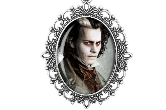 Sweeney todd demon barber johnny depp tim burton horror gothic for Sweeney todd tattoo