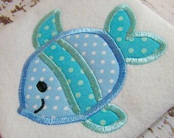 appliqué fish embroidery design, embroidery fish, appliqué fish, embroidery design, baby fish design, fish machine embroidery, applique