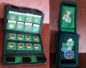 Case for DS/3DS/XL + 16 Games - One Size Fits All! Grass Pokemon Version