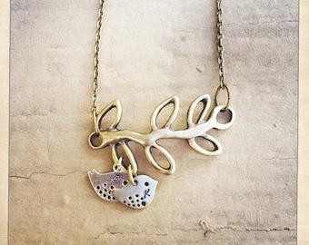 Mama's nest custom necklace