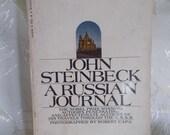 "Vintage book ""A Russian Journal"" by John Steinbeck"
