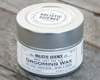 Made Just For Him, Grooming Wax 3oz