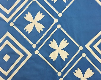 Handcrafted Patchwork - Tile in Cornflower - AB-8134-B - Alison Glass for Andover - 1/2 yd
