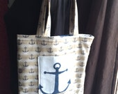 Anchors Away...Trendy Tote