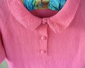 Vintage HandKnit Dress