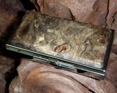7 Day Pill Case - Pill Organizer - Birth Control Pill Box - Pill Compartment - Pocket pill case