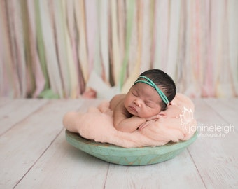 Natural Wood Bowl Prop, Newborn Photo Prop, Basket Prop, Photography Prop, Bowl Prop, Organic Prop