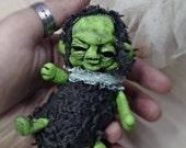 A Baby monster, ooak,