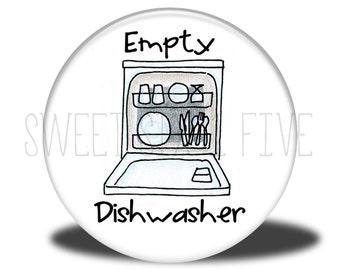 Empty Dishwasher - Chore Magnet