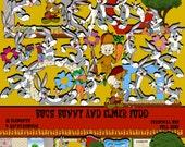 Bugs Bunny and Elmer Fudd Digital Scrapbook Kit