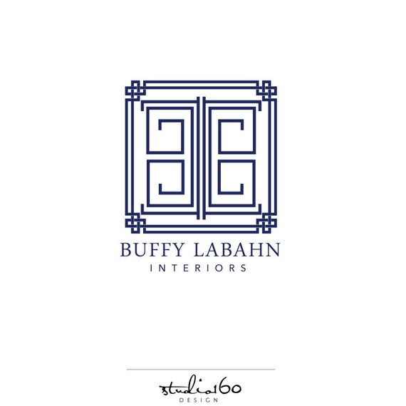 Custom interior design logo custom logo design branding for Interior designs logos