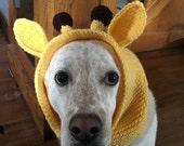 Giraffe doggie scarf