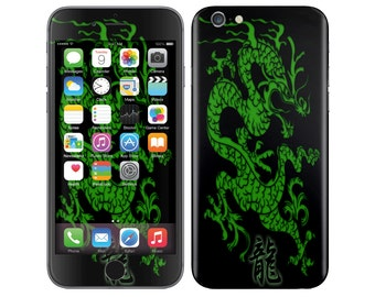 GURINDORAGON iPhone Decal iPhone Skin iPhone Cover iPhone 6 Skin, iPhone 6 Plus Decal iPhone 6S Skin iPhone 6S Decal Cover iPhone 5 5S