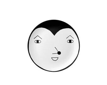 Melamine Plate - Miki