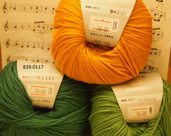 Moina from Lang Yarns - SALE - only 5.99 USD instead of 12.50 USD