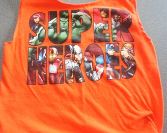 ON SALE Large Avengers Bag, Reusable Cloth Bag