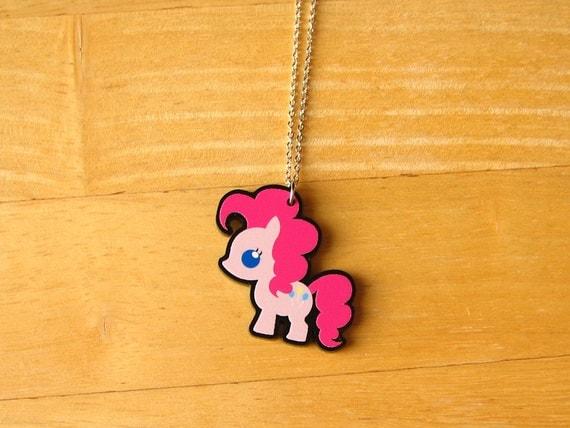 Pinkie Pie Necklace
