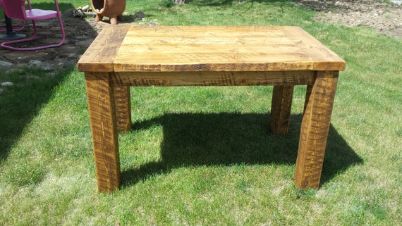 rustic dining table farmhouse country dining table