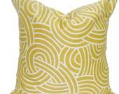 HGTV FEATURED PILLOW.Gold Pillow.18x18 inch.Decorative Pillows.Pillow Cover.Throw Pillow.Housewares.Home Decor.Gold Throw Pillow.Cushion.Cm.