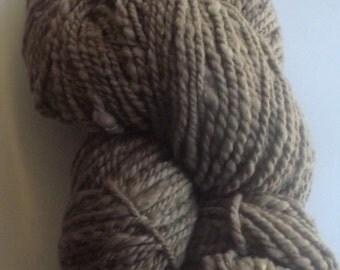Handspun Merino  Yarn 158 yds