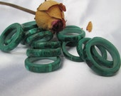 Handmade Malachite Ring for Women and Men/ Womens ring/ Mens ring/ Malachite Jewelry/ For you or Special Gift for Anyone