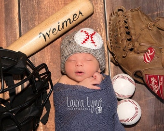 Baseball PHOTOGRAPHY PROP hat