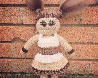 Eevee Pokemon Crochet Doll *PATTERN*