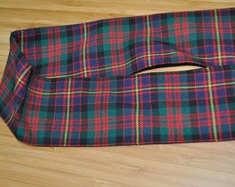 Hand fasting Cloth, Various tartans. Cameron of Erracht Modern, Stewart Hunting Modern. Handmade in Scotland.