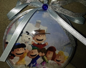 Charlie Brown peanuts ornament
