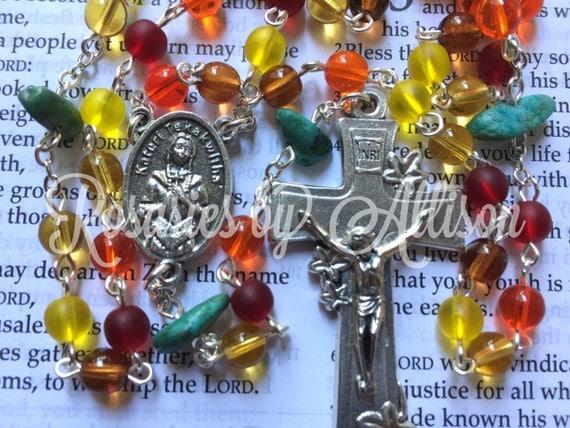St Kateri Rosary