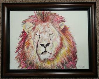 Lion #2 Original