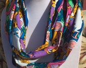 RESERVED!!! Adventure Time Infinity Scarf