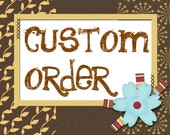 Custom order. Paola