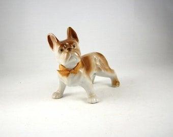 Bulldog Statue Etsy