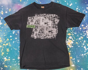 GRENADE Men's T-Shirt Size L