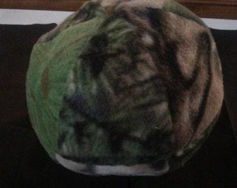 Camo Fleece Ball