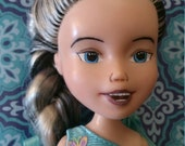 The Skating Doll, Drollerie Doll, bratz rescue repaint + makeunder