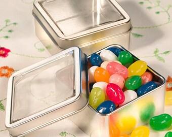 Small Tins, DIY Party Favor Tins, Candy Tins, Tin Boxes, Tin Display Boxes, Favor Tins, Craft Tins, Mint Tins, Party Favor Tins