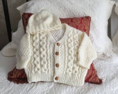 Irish Sweater Set