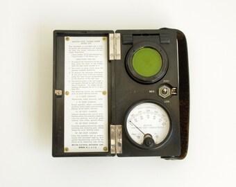 Weston Foot Candle Meter Model 614 - Cinema Light Meter - 1930's