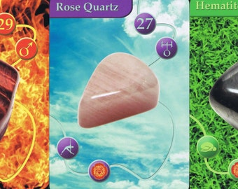 Gemstone Channeled Oracle Reading - PDF Document