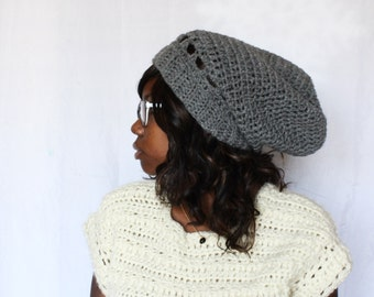 Ready To Ship! The Trades Handmade Crochet Beanies. Only 2 Available!
