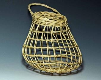 Yellow Onion Basket